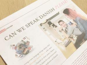 Can we speak Danish