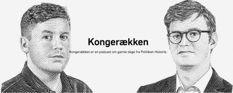 Learn Danish Kongerækken podcast