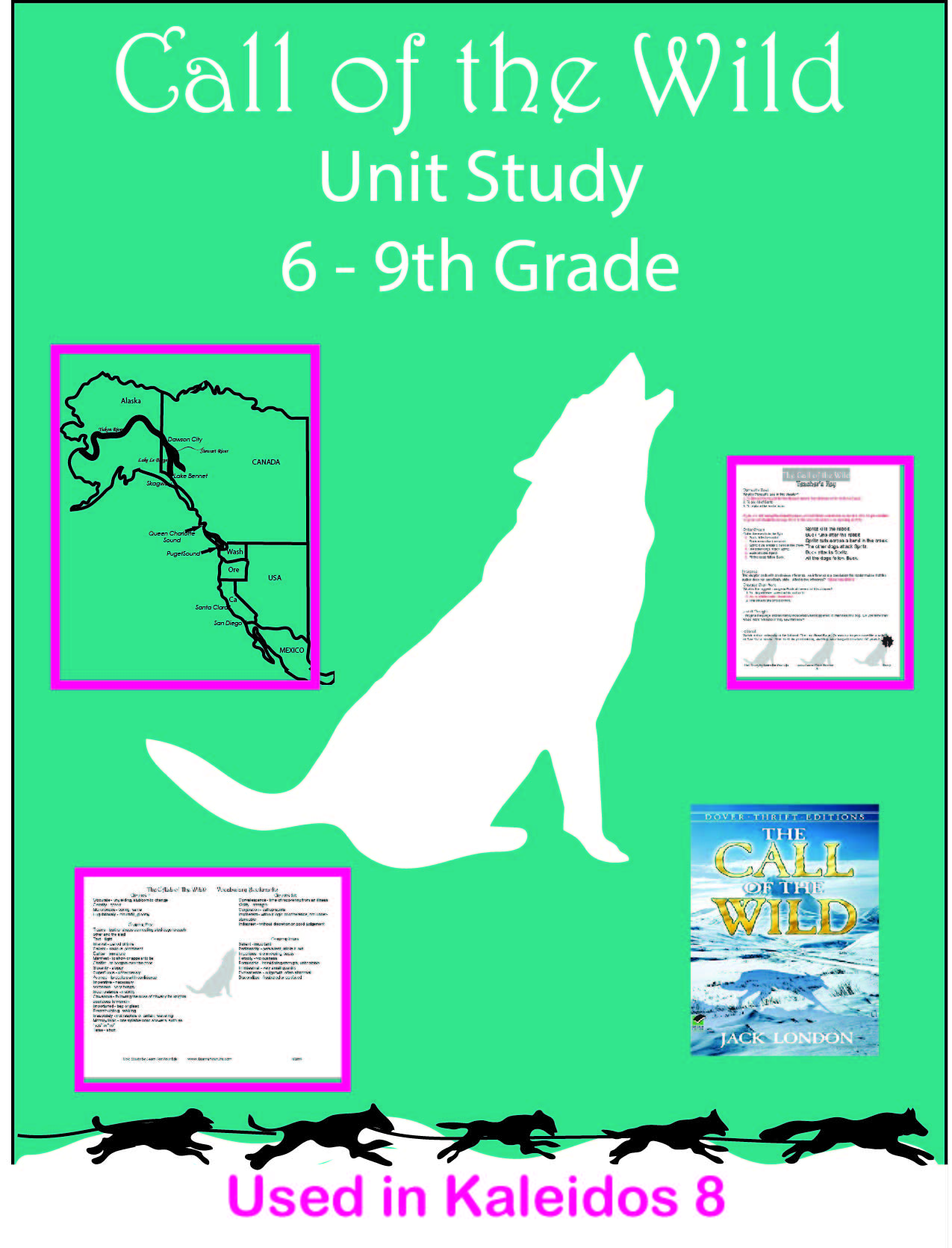 Call Of The Wild Unit Study