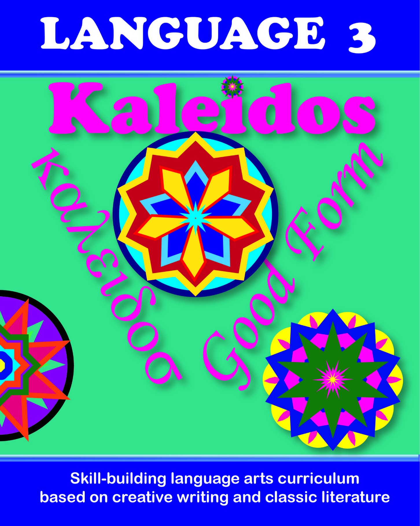Kaleidos Language Arts
