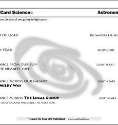 Astronomy Worksheets [ 825 x 1063 Pixel ]