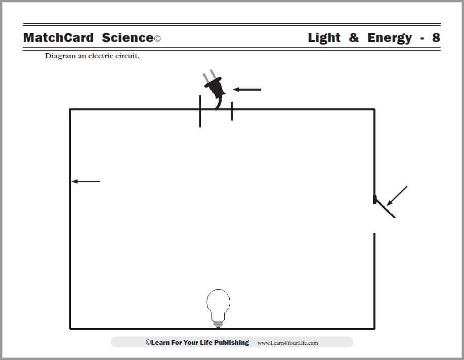 simple circuit diagram kz1000 police wiring the gallery for gt circuits kids worksheets
