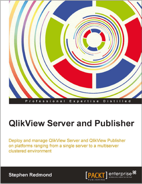 QlikView Server and Publisher- Book Review – Learn QlikView