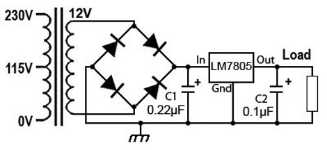 IC Voltage Regulators