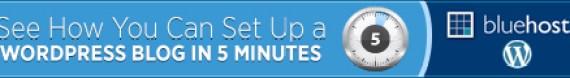 start a wordpress blog bluehost