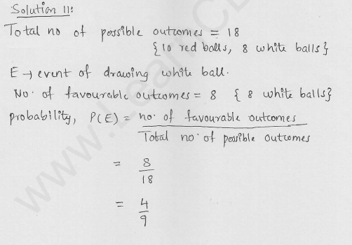 RD-Sharma-Solutions-For-Class-10th-Maths-Chapter-13-Probability-Ex-13.1-Q-11