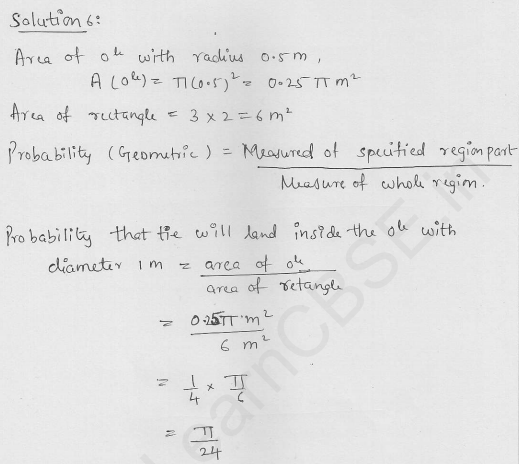 RD Sharma Solutions For Class 10th Maths Chapter 13