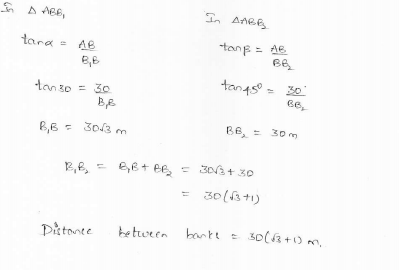 RD-Sharma-class 10-maths-Solutions-chapter 12 - Applications of Trigonometry -Exercise 12.1 -Question-31_1