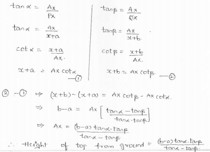 RD-Sharma-class 10-maths-Solutions-chapter 12 - Applications of Trigonometry -Exercise 12.1 -Question-48_1