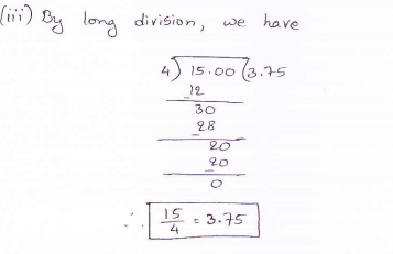 RD Sharma class 9 maths Solutions chapter 1 Number System Exercise 1.2 Question 1 (iii)
