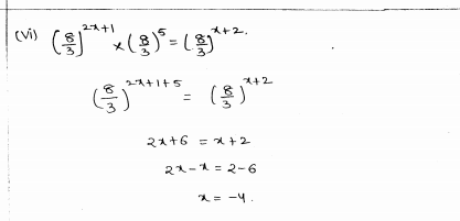 RD Sharma Class 8 Solutions Chapter 2 Powers Ex 2.2 Q 12 ii