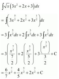 Class 12 Maths NCERT Solutions Chapter 7 Ex 7.1 Q 15