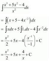 Integrals Class 12 NCERT Solutions Chapter 7 Ex 7.1 Q 11