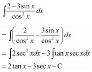 Integration Class 12 NCERT Solutions Chapter 7 Ex 7.1 Q 20