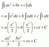 NCERT Solutions for Class 12 Maths Chapter 7 Integrals Ex 7.1 Q 8