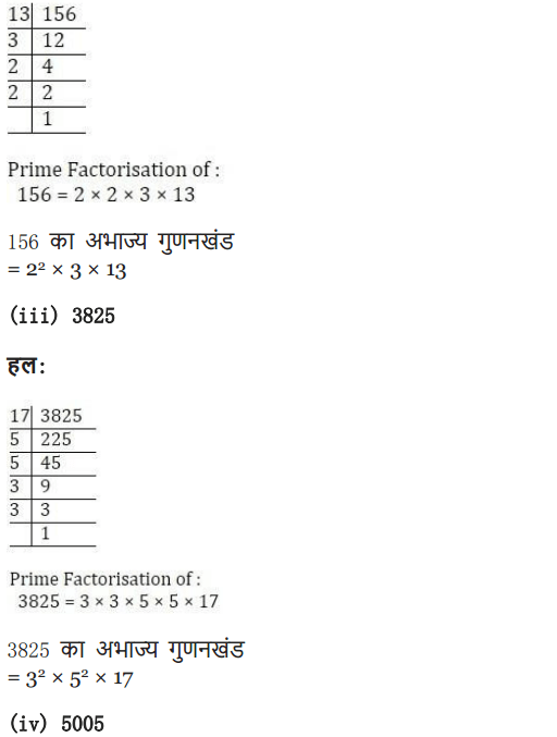 NCERT Solutions for class 10 Maths Chapter 1 Exercise 1.2 in English medium PDF