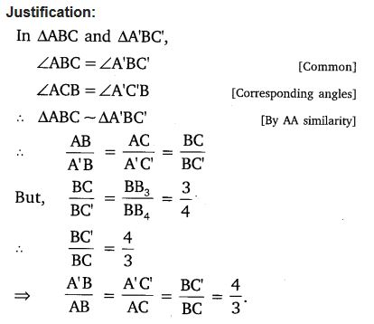 Chapter 11 Maths Class 10 NCERT Solutions Exercise 11.1 PDF Q6.1