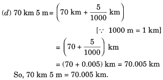 NCERT Solutions for Class 6 Maths Chapter 8 Decimals