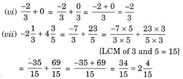 NCERT Solutions for Class 7 Maths Chapter 9 Rational Numbers Ex 9.2 3