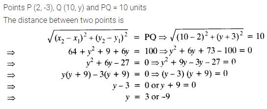 Ch 7 maths Class 10 NCERT Solutions Ex 7.1 PDF Q8