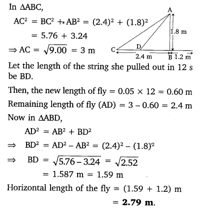 ncert solutions for class 10 maths chapter 6 triangles exercise 6.6