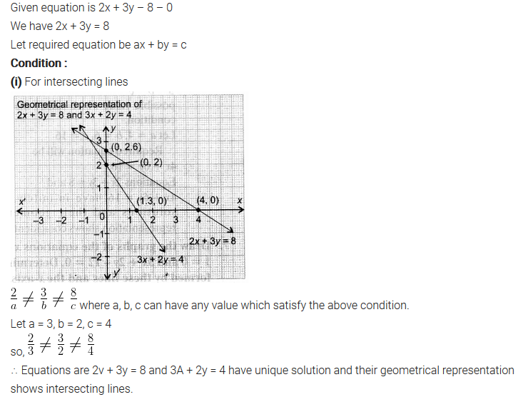 Class 10 Maths Chapter 3 Pair Of Linear Equations In Two Variables NCERT Solutions Ex 3.2 Q6