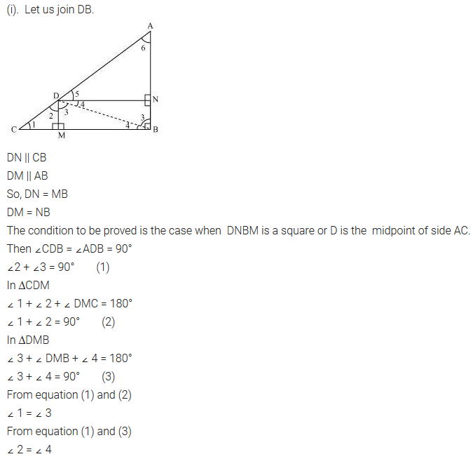 ncert solutions for class 10 maths triangles ex 6.6