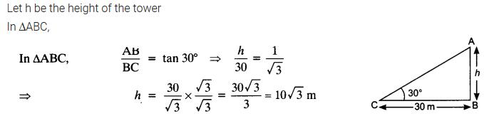 Ex 9.1 Class 10 Maths NCERT Solutions PDF Q4