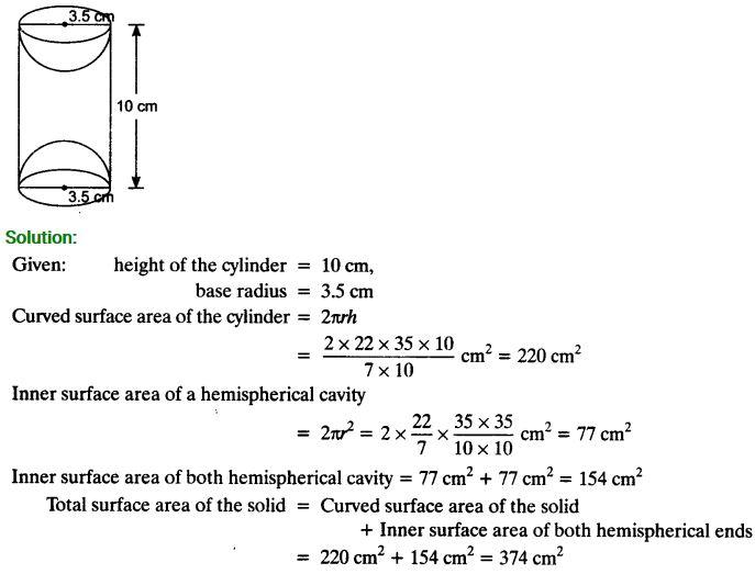 Exercise 13.1 Class 10 Maths NCERT Solutions PDF Q9