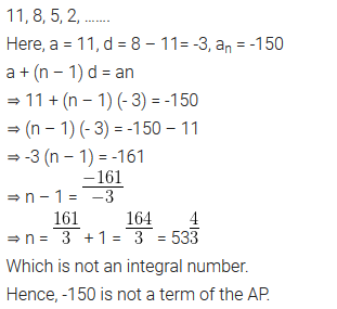 Exercise 5.2 Class 10 Maths NCERT Solutions Arithmetic Progression Q6