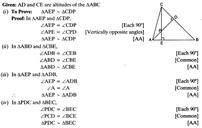 Exercise 6.3 Class 10 Maths NCERT Solutions PDF Q7