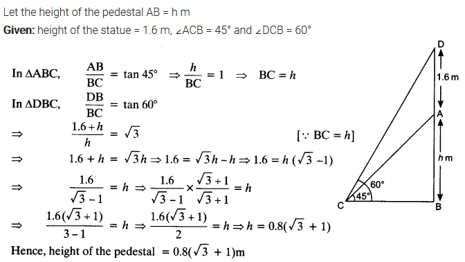 Exercise 9.1 Class 10 Maths NCERT Solutions pdf Q8