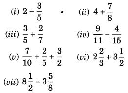 NCERT Solutions for Class 7 Maths Chapter 2 Fractions and Decimals 1