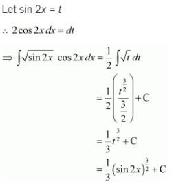 Ex 7.2 class 12 maths NCERT Solutions Q 27