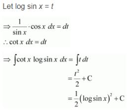 Integration Solutions class 12 Maths Chapter 7 Ex 7.2 Q 29