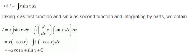 Maths Class 12 NCERT Solutions Chapter 7 Ex 7.6 Q 1