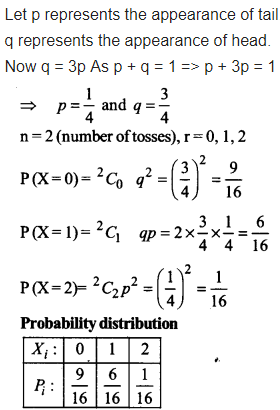 Maths NCERT Solutions Chapter 13 Probability Ex 13.4 Q 7