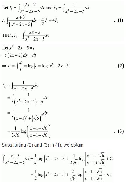 NCERT Maths Class 12 Ex 7.4 Q 21 -i
