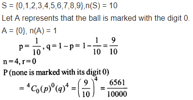 Probability Class 12 Maths NCERT Solutions Chapter 13 Ex 13.5 Q 6