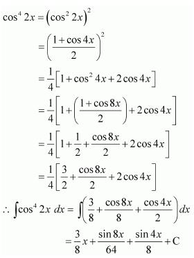 chapter 7 maths class 12 NCERT Solutions Ex 7.3 Q 8