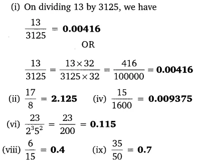 NCERT Solutions for Class 10 Maths Chapter 1 Real Numbers Ex 1.4 Q 22
