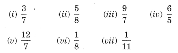 NCERT Solutions for Class 7 Maths Chapter 2 Fractions and Decimals Ex 2.4 3
