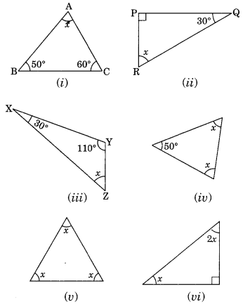 NCERT Solutions for Class 7 Maths Chapter 6 The Triangle and its Properties Ex 6.3 1