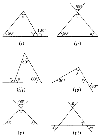 NCERT Solutions for Class 7 Maths Chapter 6 The Triangle and its Properties Ex 6.3 2