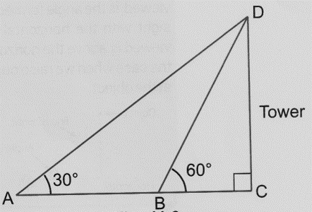 Heights and Distances: Trigonometry Applications, Examples
