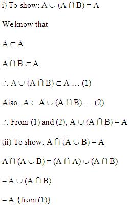 NCERT Solutions for Class 11 Maths Chapter 1 Misc Ex Q 9