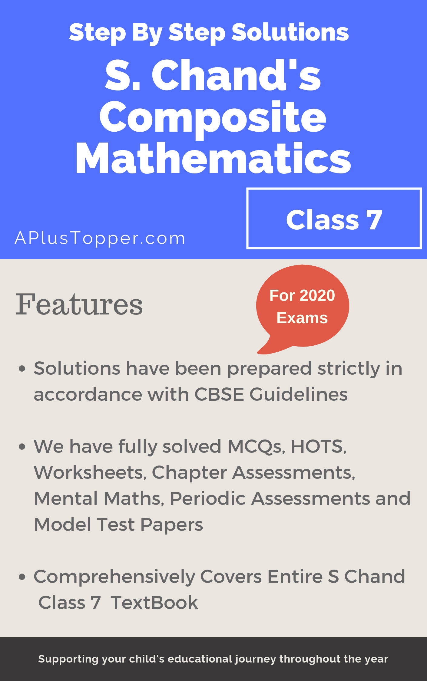 S Chand Class 7 Composite Mathematics Solutions - Learn CBSE