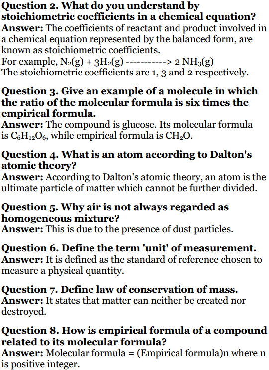 Chemistry-Class-11-NCERT-Solutions-Chapter-1-Q16