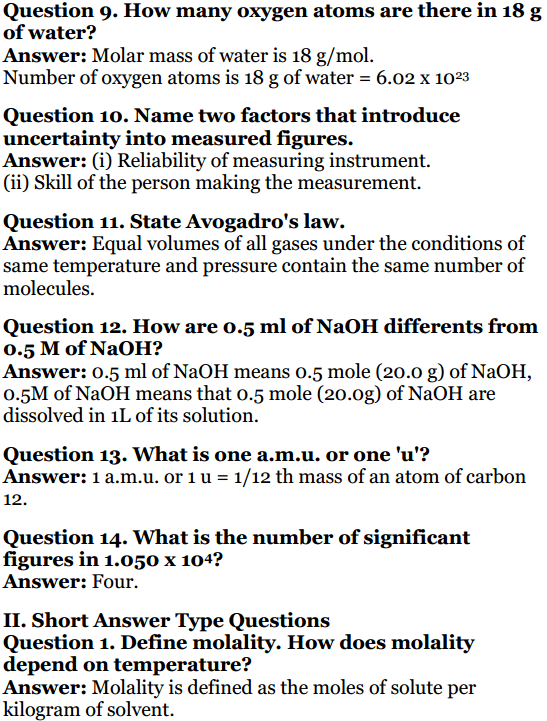 Chemistry-Class-11-NCERT-Solutions-Chapter-1-Q17