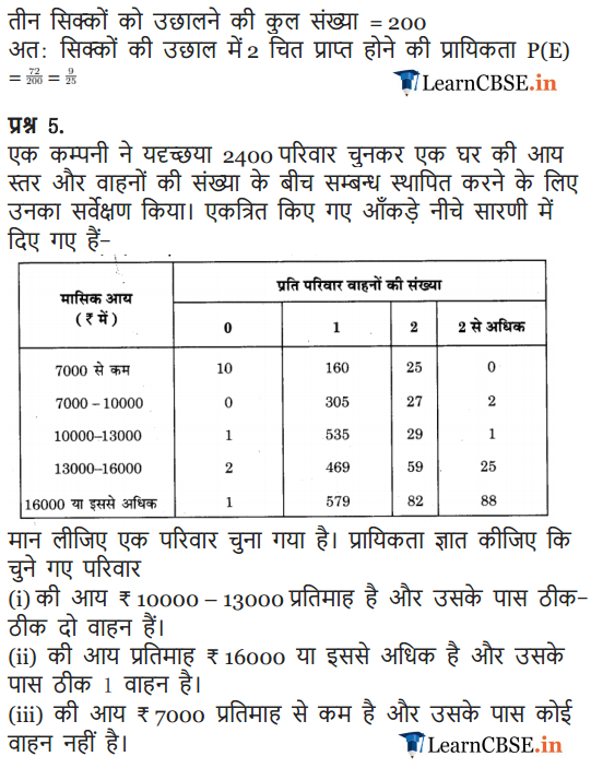 NCERT Solutions for Class 9 Maths Chapter 15 Exercise 15.1